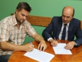 Podpisanie aktu notarialnego