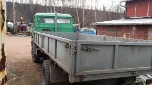 3 Samochód ciężarowy Star 1142, DB 32636 - TYŁ (Kopiowanie)