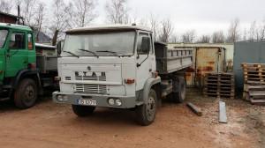 4 Samochód ciężarowy Star 3W200, DB 82019 - PRZÓD (Kopiowanie)