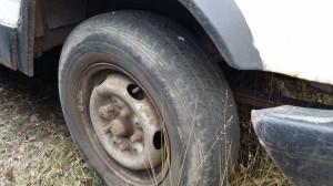 8 Samochód ciężarowy Mercedes – Benz, DB 28489 - OPONA 2 (Kopiowanie)