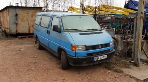 9 Samochód osobowy Volkswagen Transporter, DB 31424 - PRZÓD (Kopiowanie)