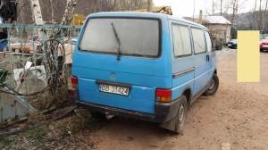 9 Samochód osobowy Volkswagen Transporter, DB 31424 - TYŁ (Kopiowanie)